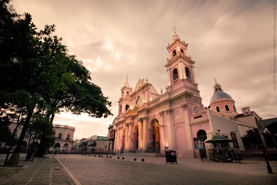 Catedral Basilica de Salta